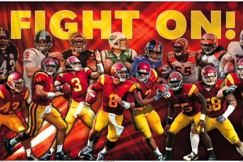 Images For > Usc Football Wallpaper