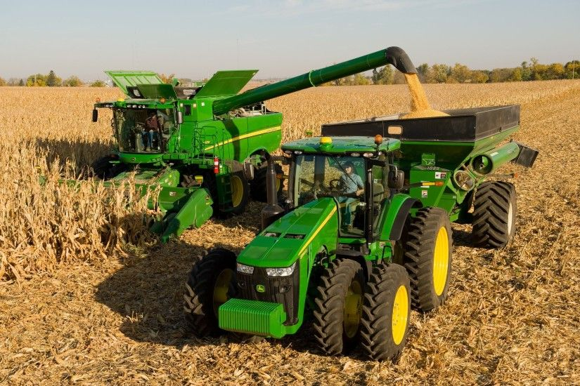 combine harvesters | Combine Harvester Photos / Wallpaper / Desktop  Backgrounds | Tractor Love ~ (John Deere and others) | Pinterest | Combine  harvester, ...