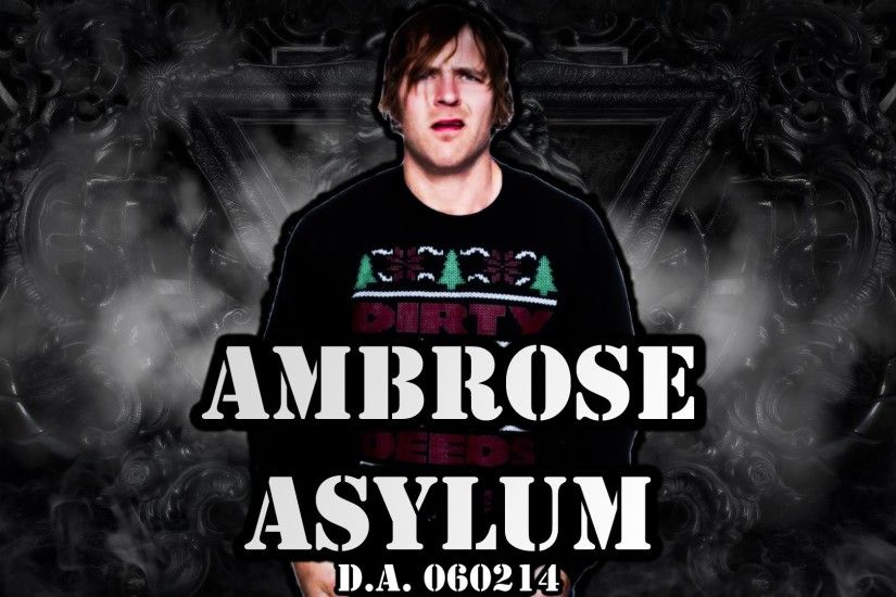Dean Ambrose & Roman Reigns Not Gonna Die Tribute ''Welcome to Ambrose  Asylum'' - YouTube