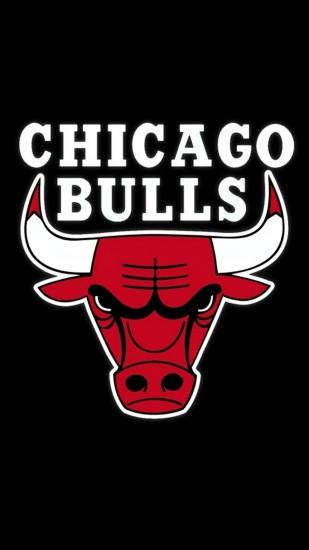 Chicago Bulls Wallpaper for iPhone