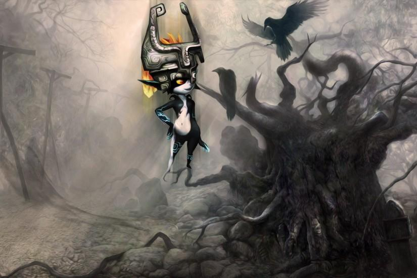 Midna Wallpaper by simonopl on DeviantArt