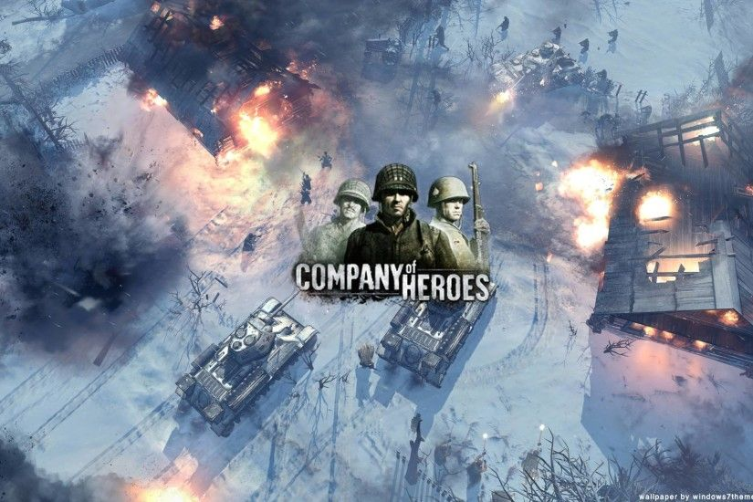 Company Of Heroes Wallpapers Wallpaper