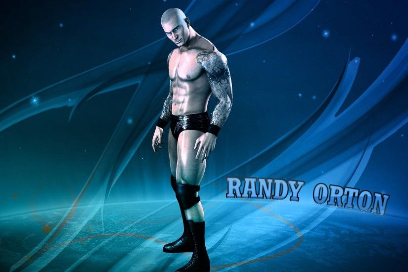 Randy Orton Background HD.