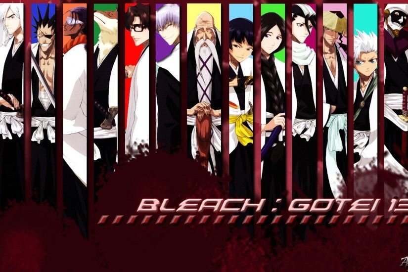 Bleach HD Wallpapers Backgrounds Wallpaper | HD Wallpapers .
