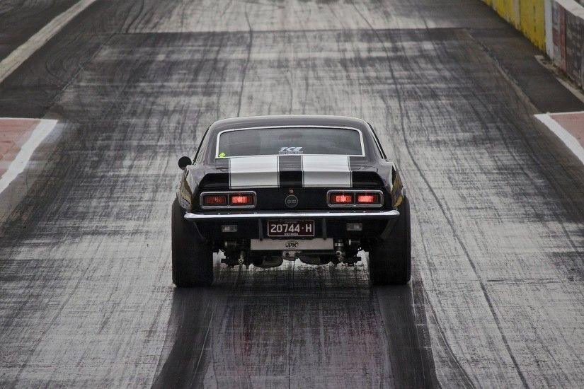 muscle car muscle car drag racing race