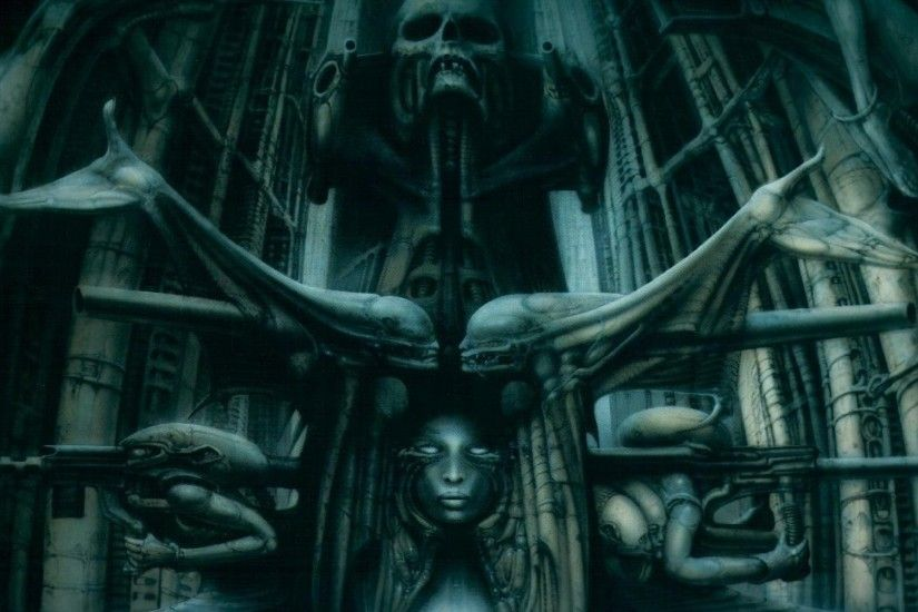... hr giger 376307 walldevil; h r giger wallpaper ...