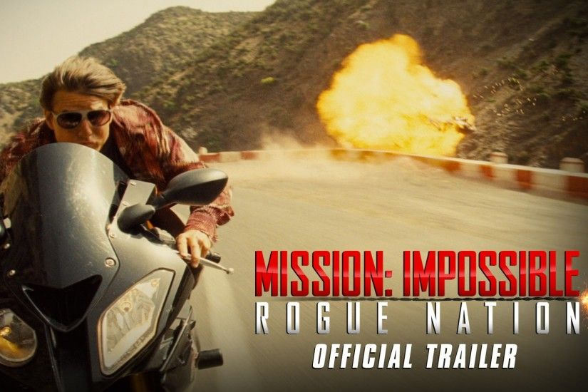 High Resolution Wallpaper | Mission: Impossible - Rogue Nation 1920x1080 px