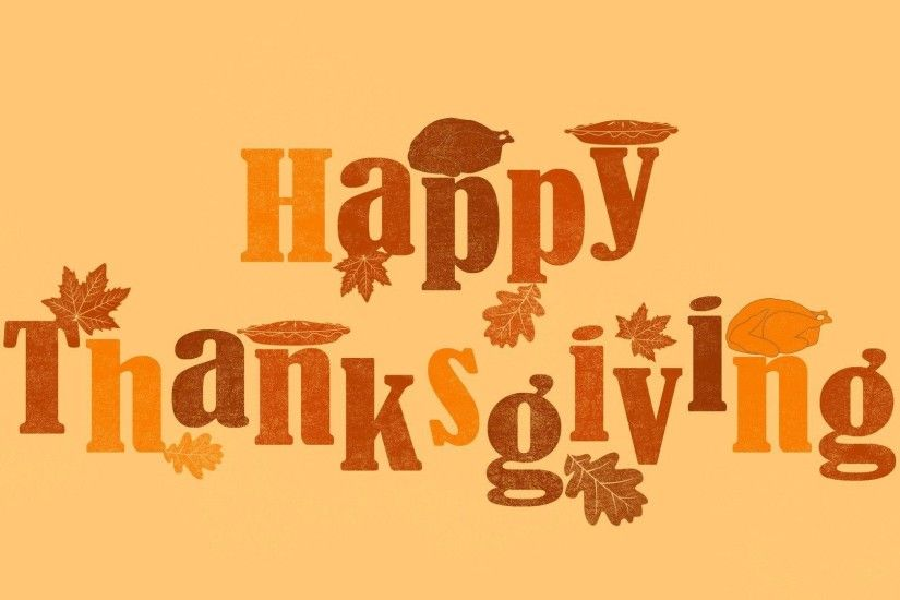 Happy Thanksgiving wallpaper - Holiday wallpapers - #