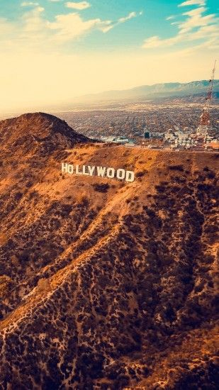 Free Hollywood Sign phone wallpaper by lizzieismyname