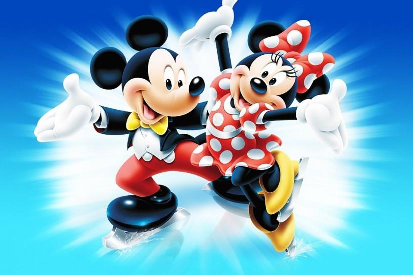 Mickey And Minnie Mouse Wallpaper 815177