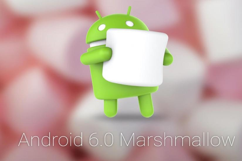 Android 6.0 Marshmellow Wallpaper OS Wallpaper