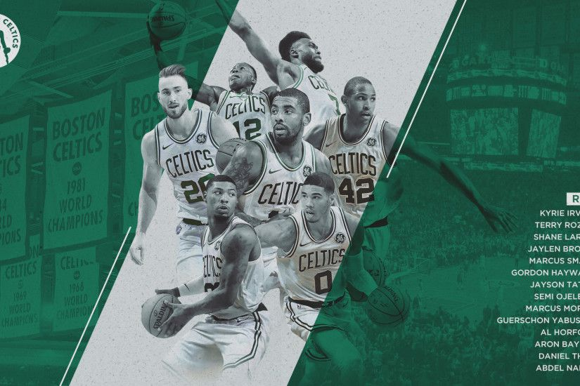 Boston Celtics 2017-2018 Wallpaper