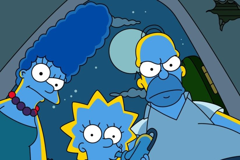 1920x1080 The Simpsons desktop PC and Mac wallpaper. | Home | Details |  Download | Close