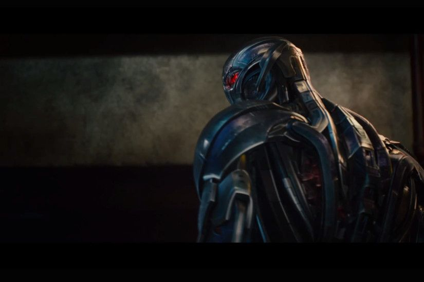 [1920x1080] Invincible Ultron (Trailer Screengrab) ...