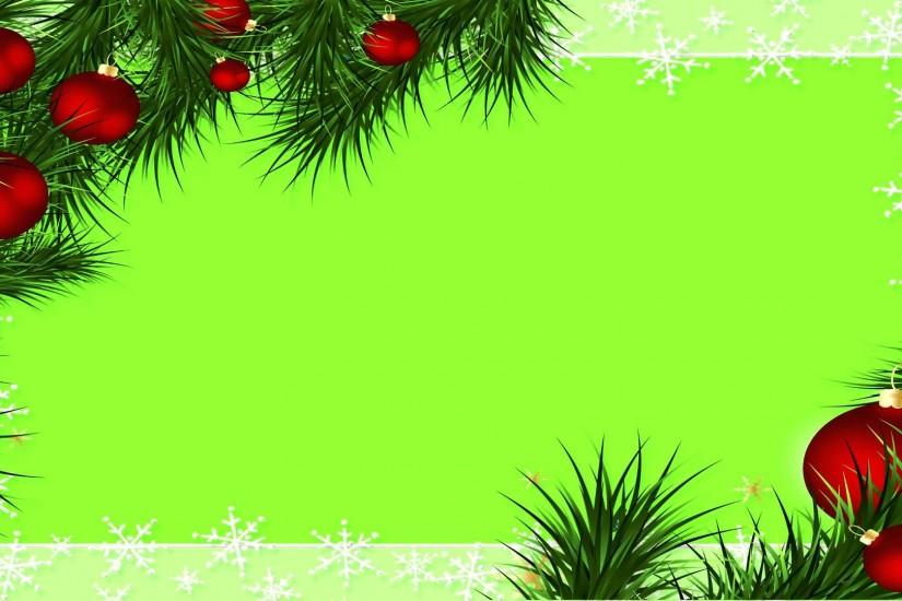 new green christmas background 1920x1080 picture