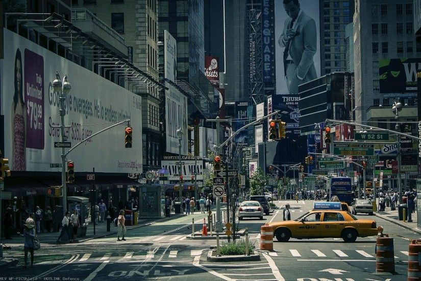 NYC-New-York-City-Street-HD-High-Resolution- · nyc-wallpaper-wp60010530