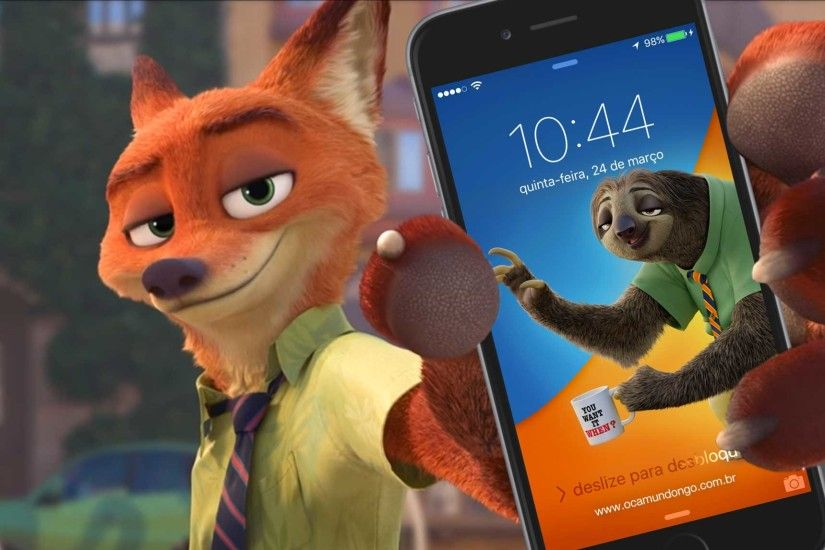 Zootopia | Instale wallpapers exclusivos para seu celular, tablet e .