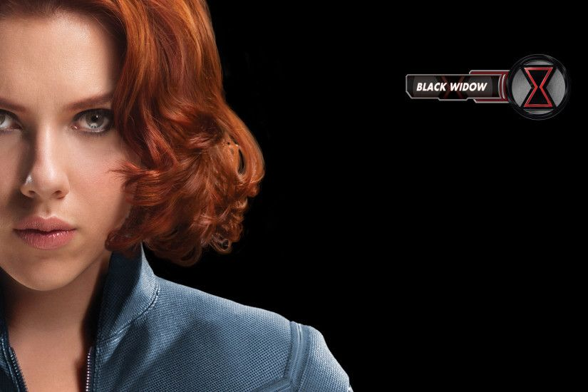 black widow full hd wallpaper the avengers movie scarlett johansson