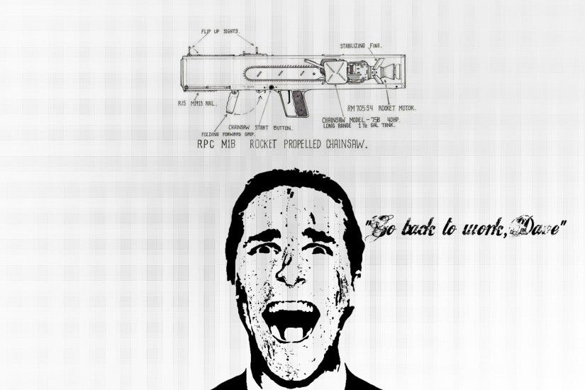 Download Wallpaper · Back. american psycho ...