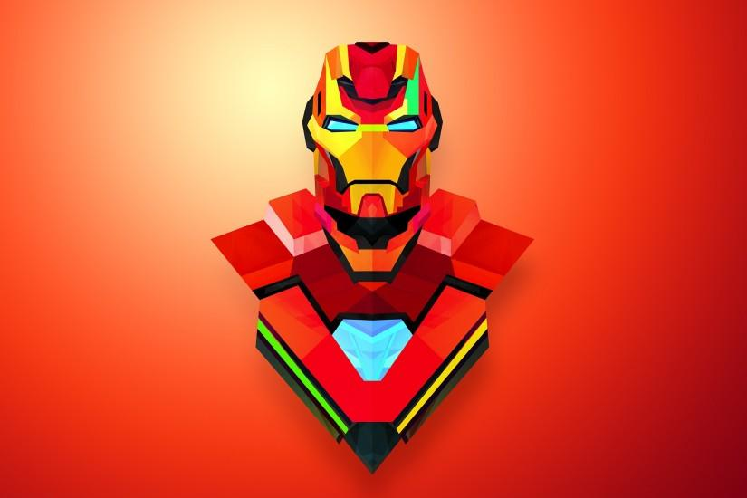 "Digital artist Justin Maller of New York released some portraits he created  of various superheroes called ""Helmetica""."