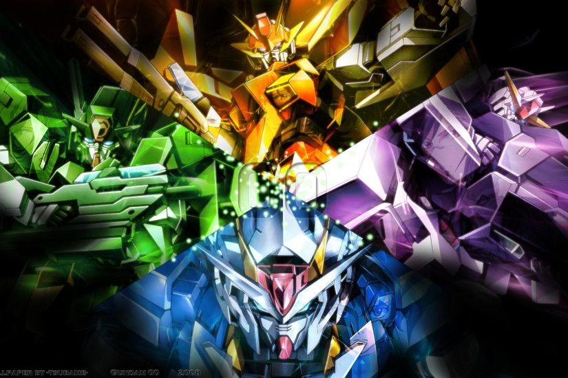 Mobile Suit Gundam 00 Wallpapers HD wallpapers - Mobile Suit Gundam 00  Wallpapers