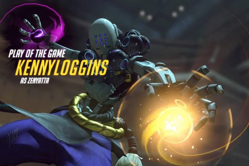Overwatch - Zenyatta Play of the Game