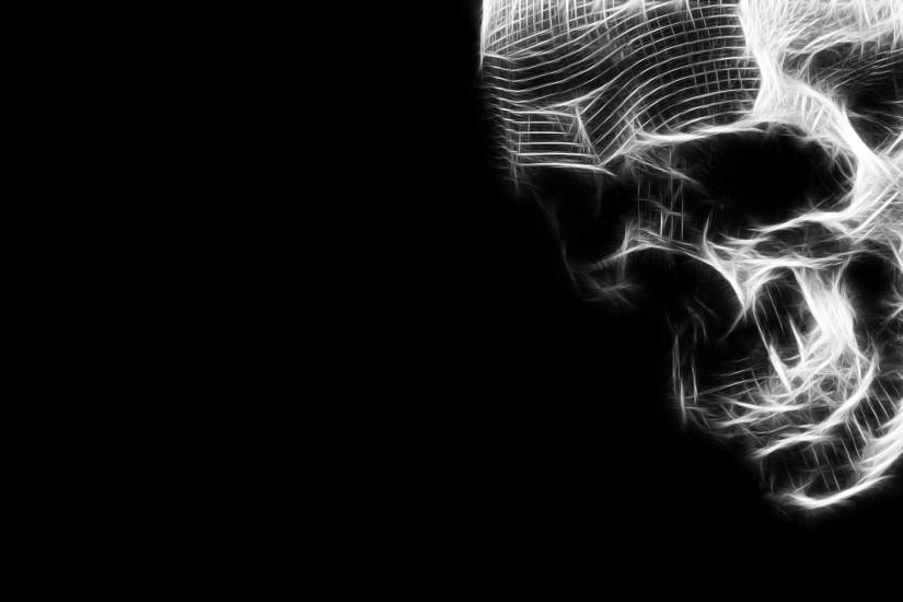 skull backgrounds 1920x1200 for ios