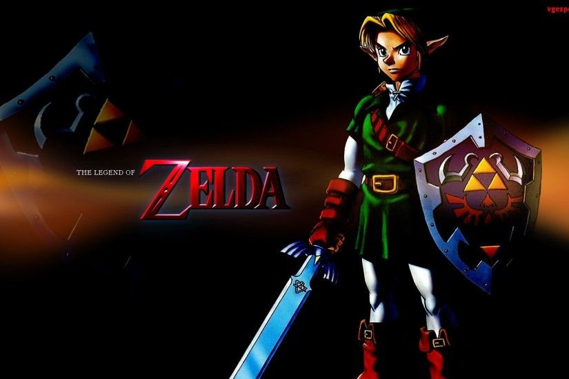 The Legend Of Zelda Ocarina Of Time Wallpapers Group | HD Wallpapers |  Pinterest | Wallpaper