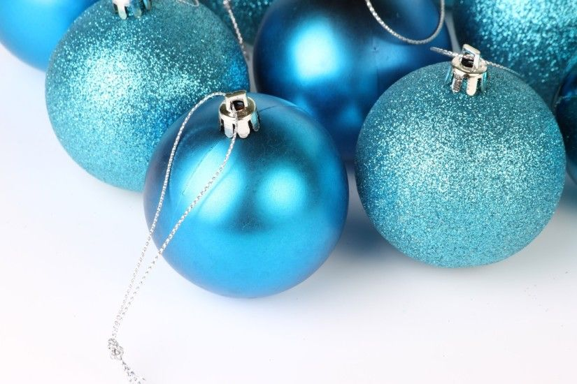 Blue Christmas Ornaments wallpapers and stock photos