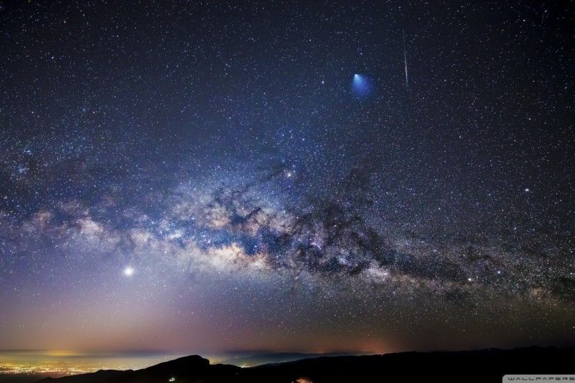 ... The Milky Way Galaxy Wallpapers (44 Wallpapers) – Adorable Wallpapers  ...