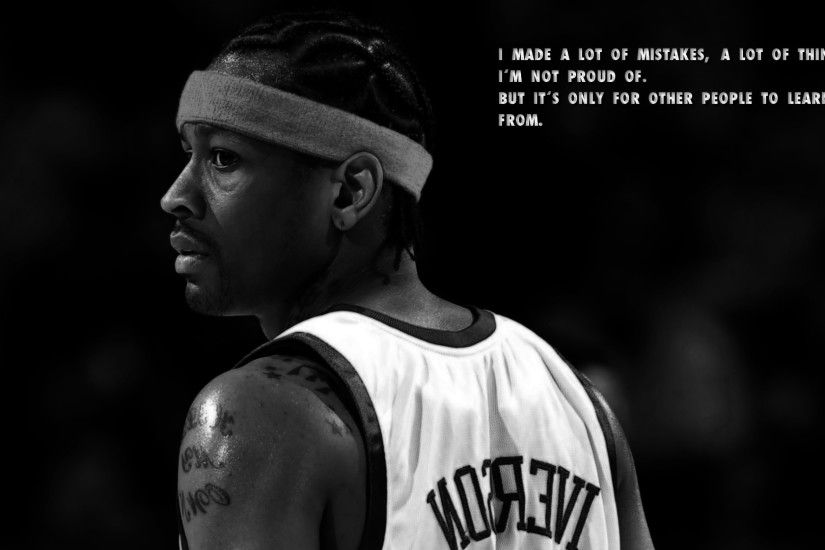 John Allen Flowers - allen iverson backgrounds pixelstalk net