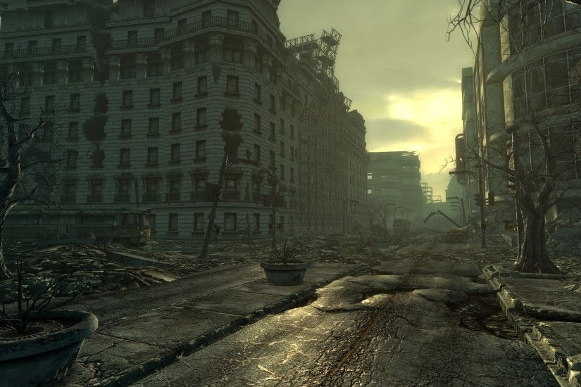 Video games screenshots fallout 3 wallpaper background