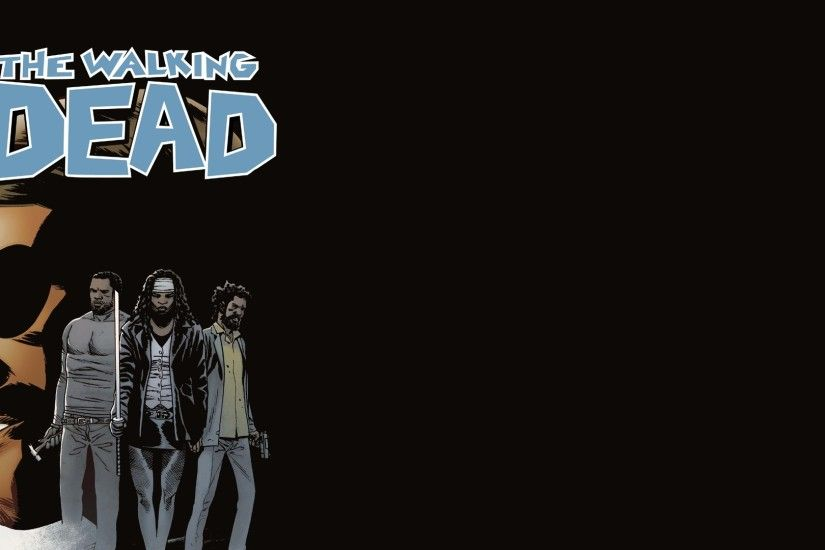 The Walking Dead Comic Iphone Wallpaper Comics - the walking dead