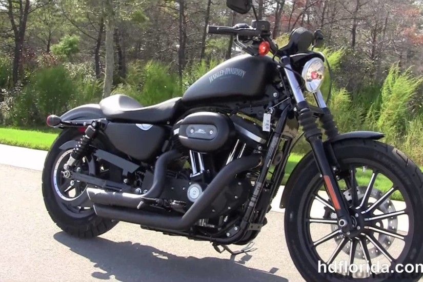 Harley Davidson 883 Price Beautiful New 2015 Harley Davidson Iron 883  Motorcycles for Sale Youtube