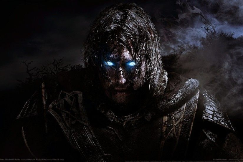 middle-earth: shadow of mordor monolith productions warner bros.  interactive entertainment warrior ghost