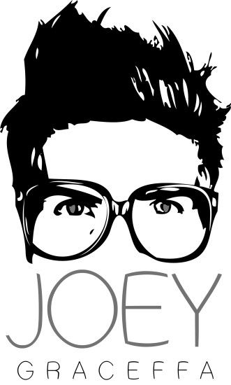 Here's the pattern for a Joey Graceffa pumpkin!