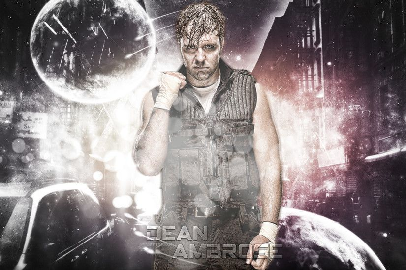 WWE Dean Ambrose HD by SmileDexizeR WWE Dean Ambrose HD by SmileDexizeR