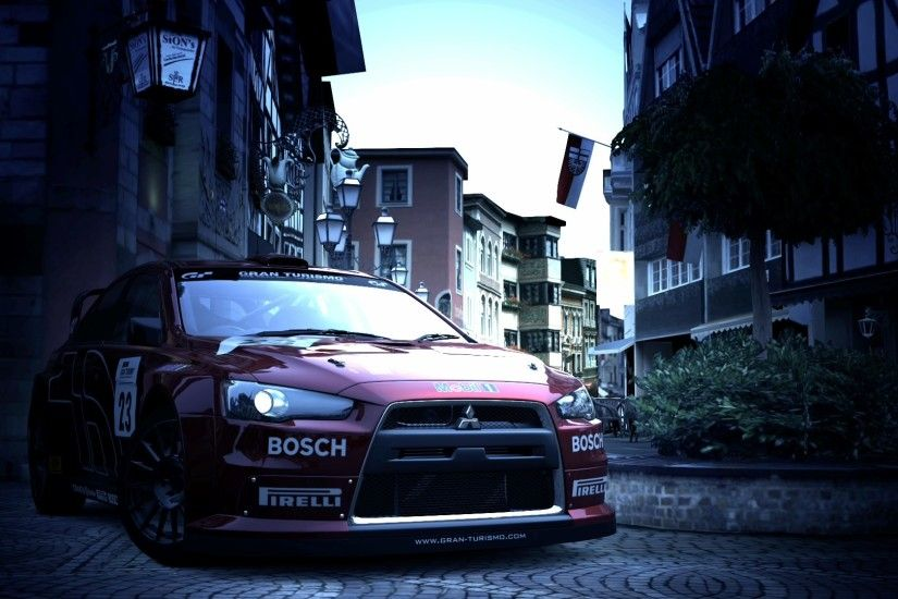 Mitsubishi Lancer Evolution X Touring Car By DjCaDiR