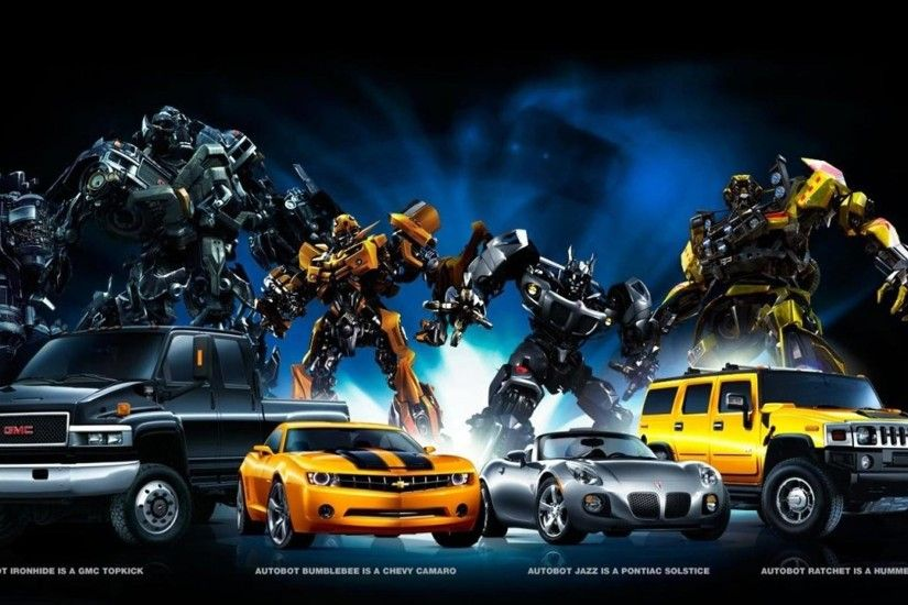 Transformers Wallpapers HD 2100x1112