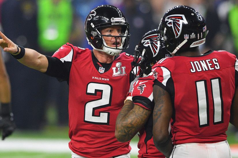 NFL Monday QB: Matt Ryan's performance