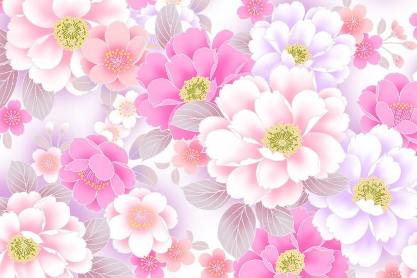 flower background 1920x1200 for hd 1080p