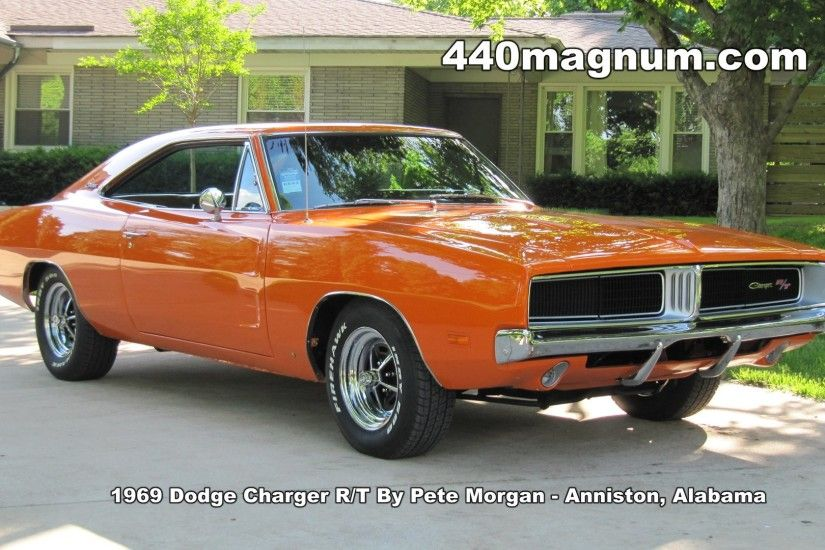 1969 Dodge Charger Rt ...