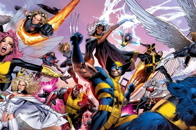Astonishing X-Men 31 desktop wallpaper