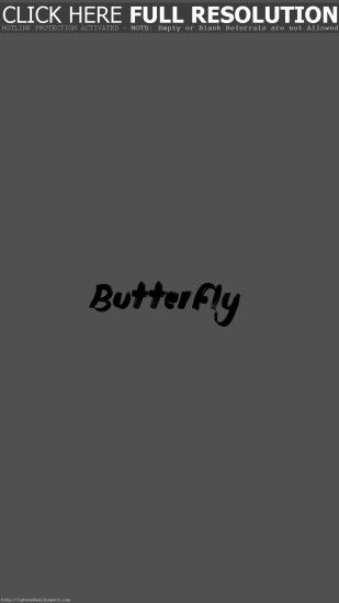 Christina Perri Logo Butterfly Music White Android wallpaper - Android HD  wallpapers