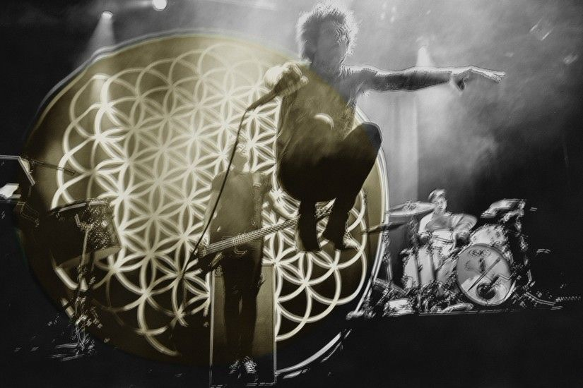 Bring me the horizon wallpaper by moiolin.
