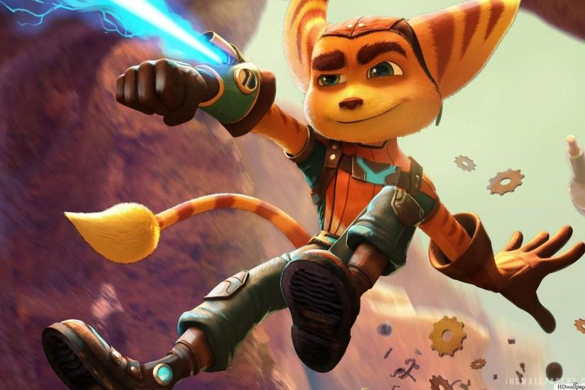 Ratchet And Clank Hd Wallpaper