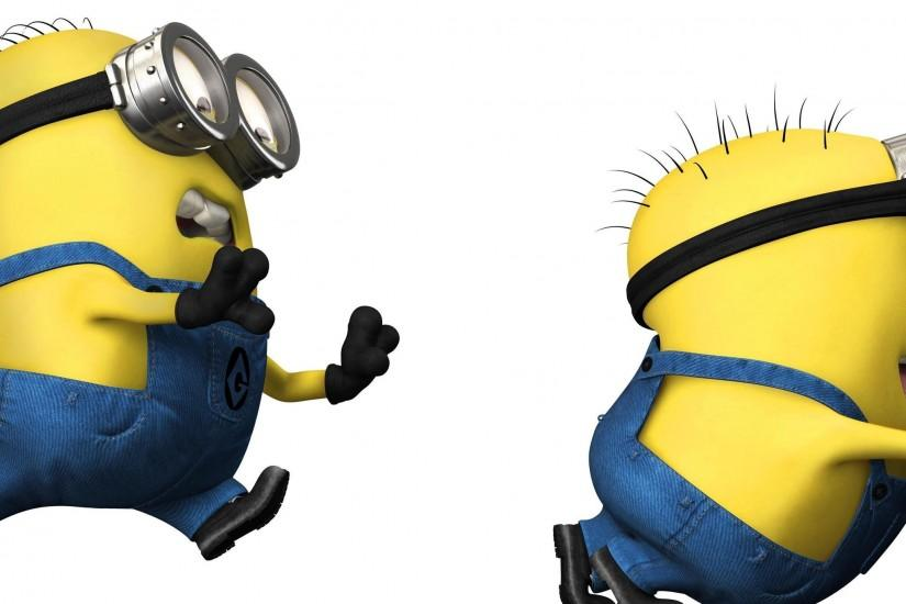 beautiful minions wallpaper 2048x1536 download