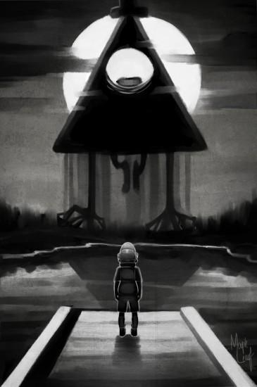 bill cipher wallpaper 1275x1920 for mobile hd