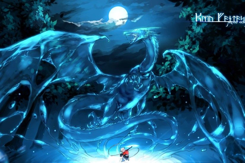 water dragon wallpapers