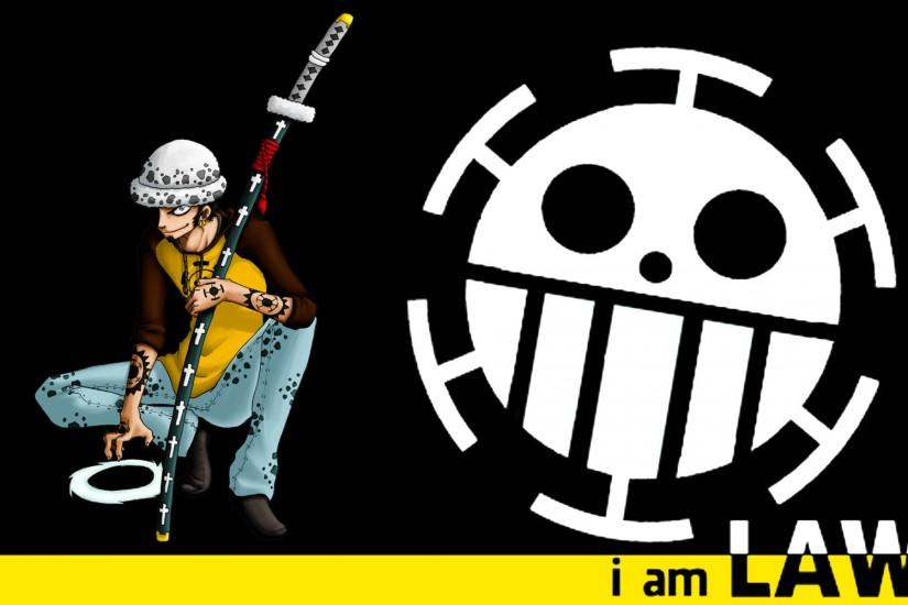 One Piece Trafalgar Law HD Wallpaper